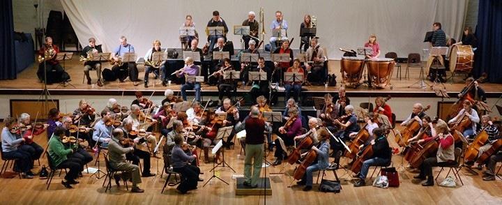 Havant Symphony Orchestra Spring Concert - Havant Symphony Orchestra