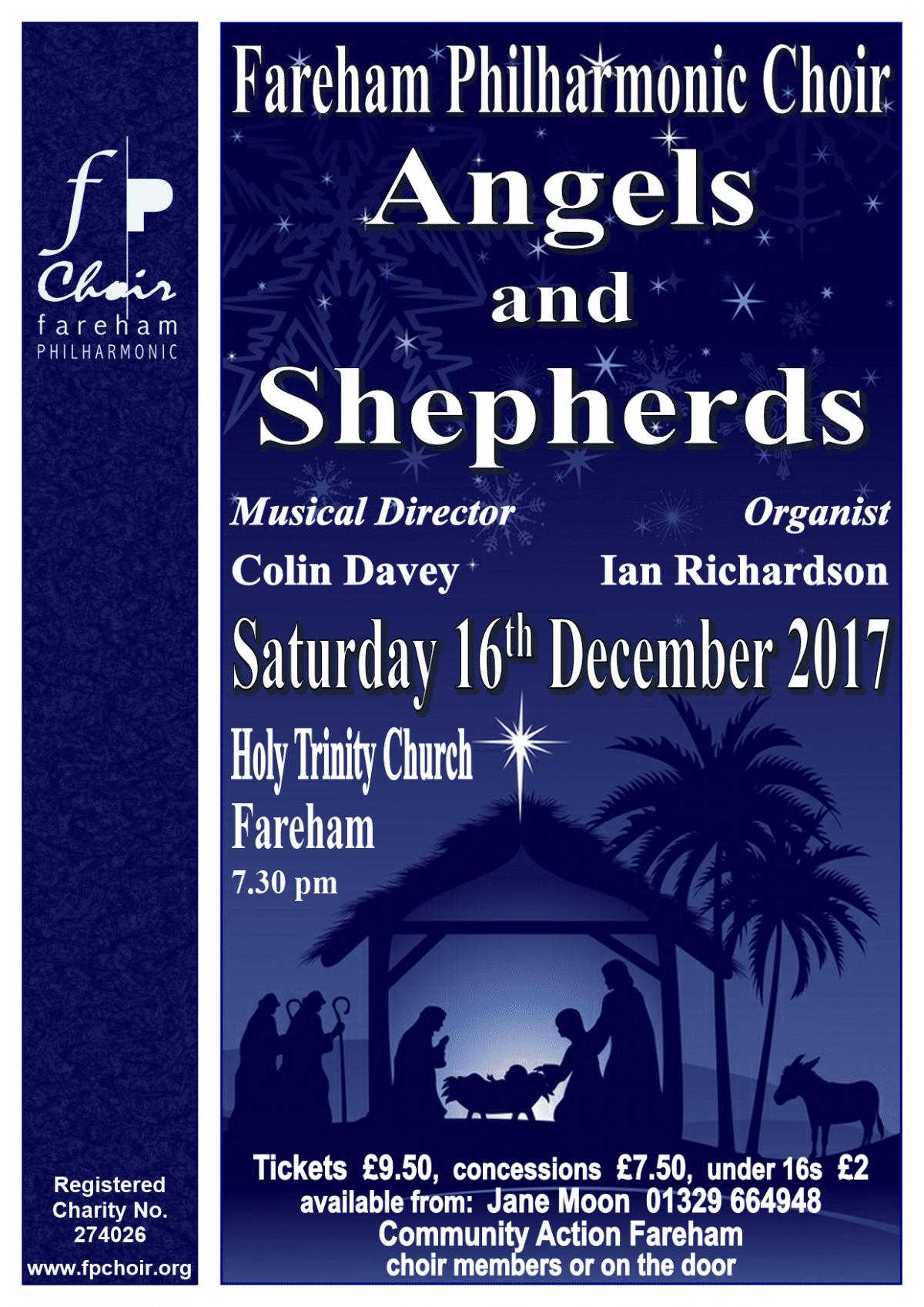 Fareham Philharmonic Choir Christmas Concert - Fareham Philharmonic Choir