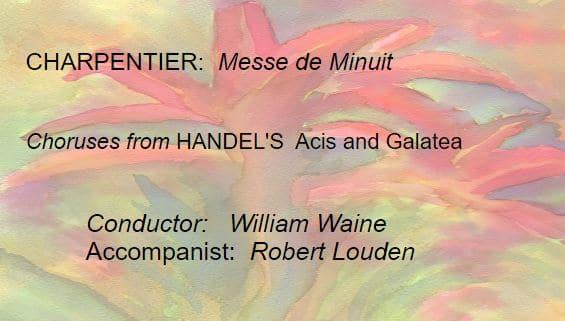 Summer concert - Cantemus