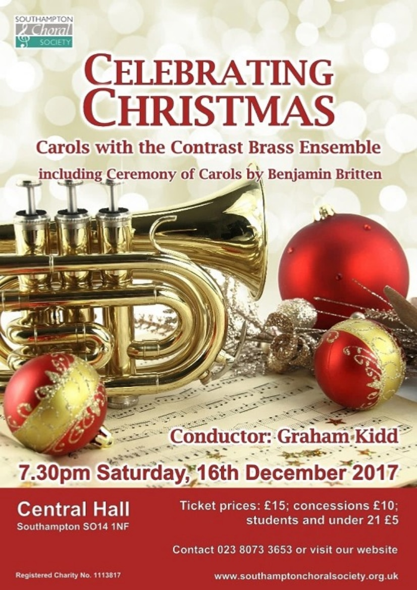 Ceremony of Carols - Southampton Choral Society