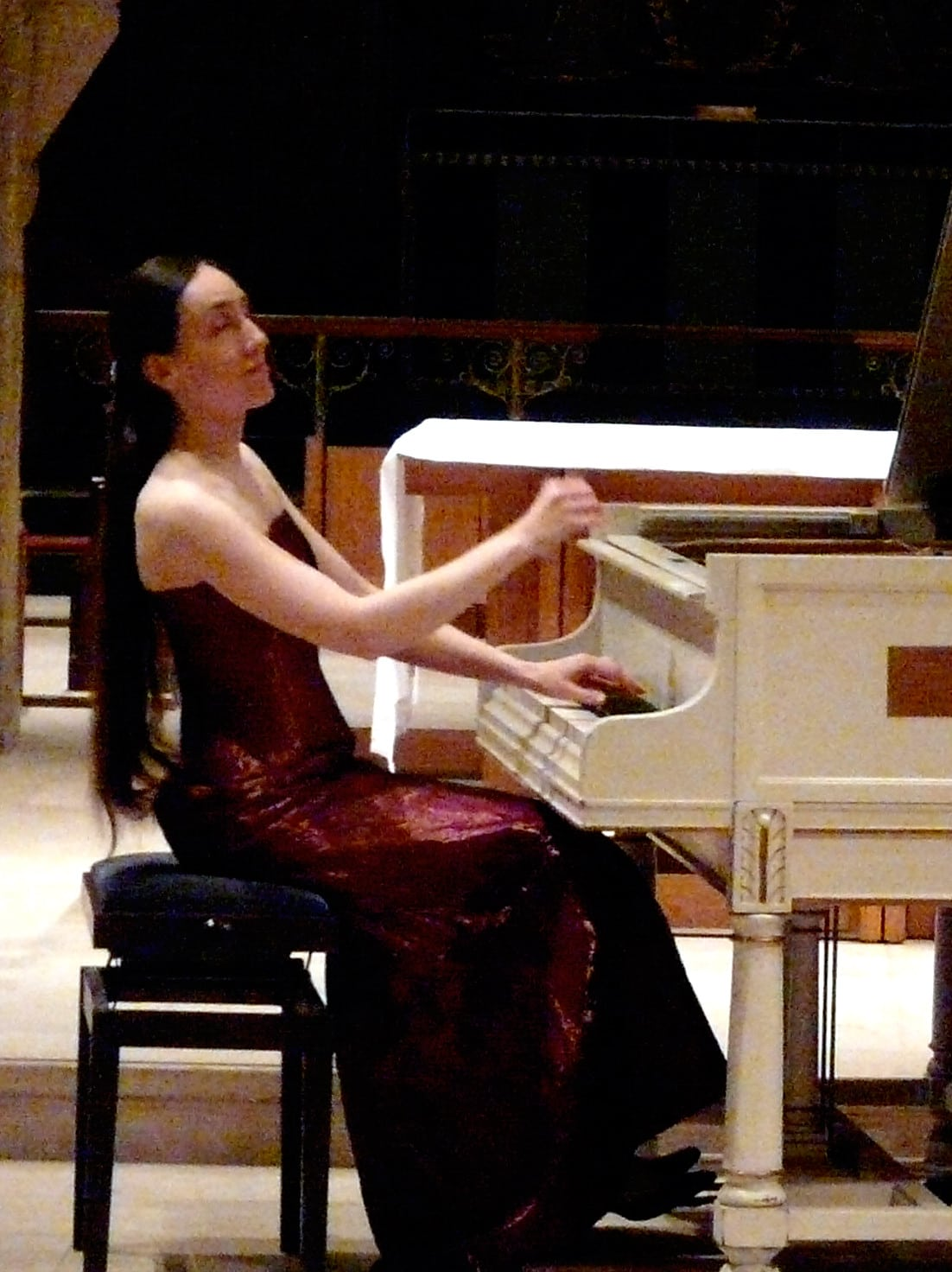 Emilie Capulet – Piano - St Peter's Church Petersfield Music Events