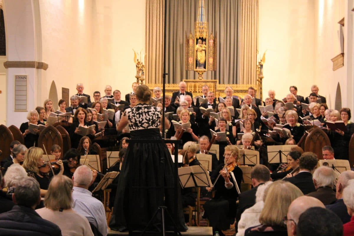 The Holybourne Singers - St Peter's Church Petersfield Music Events