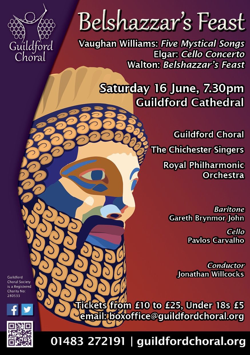 The Chichester Singers Summer Concert: Belshazzar's Feast - The Chichester Singers