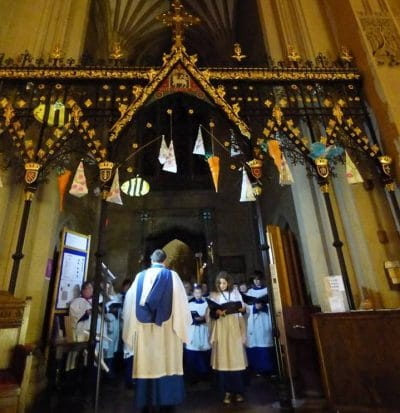 Festival of 9 Lessons & Carols at St Mary's - St Mary's Music Foundation