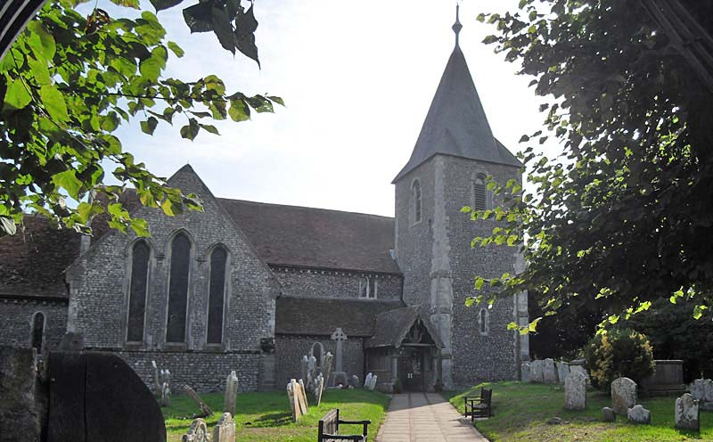 Chichester Voices at St Thomas a' Becket Church,  Pagham - Chichester Voices