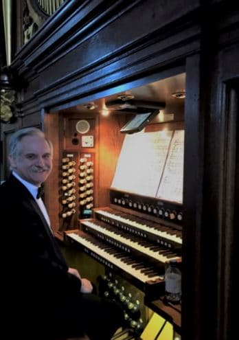 The twentieth remarkable year of Lunchtime Organ Recitals by Mark Dancer: concert 1 - St Peter's Church Petersfield Music Events