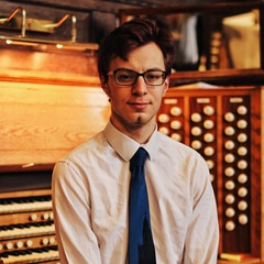 """""""LunchTime Live!"""" at Portsmouth Cathedral – Sam Bristow (organ) - Portsmouth Festivities"""