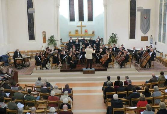 The Chichester Symphony Orchestra Festival concert - The Chichester Symphony Orchestra