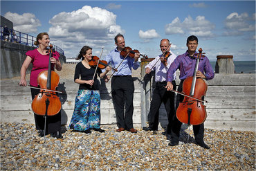 Ensemble Reza: Sublime Chamber music for lunchtime - Festival of Chichester
