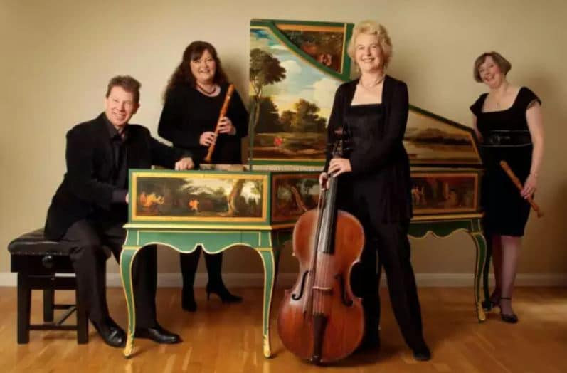 Musicians from The Consort of Twelve play Baroque chamber music - XX Miscellaneous Performers XX