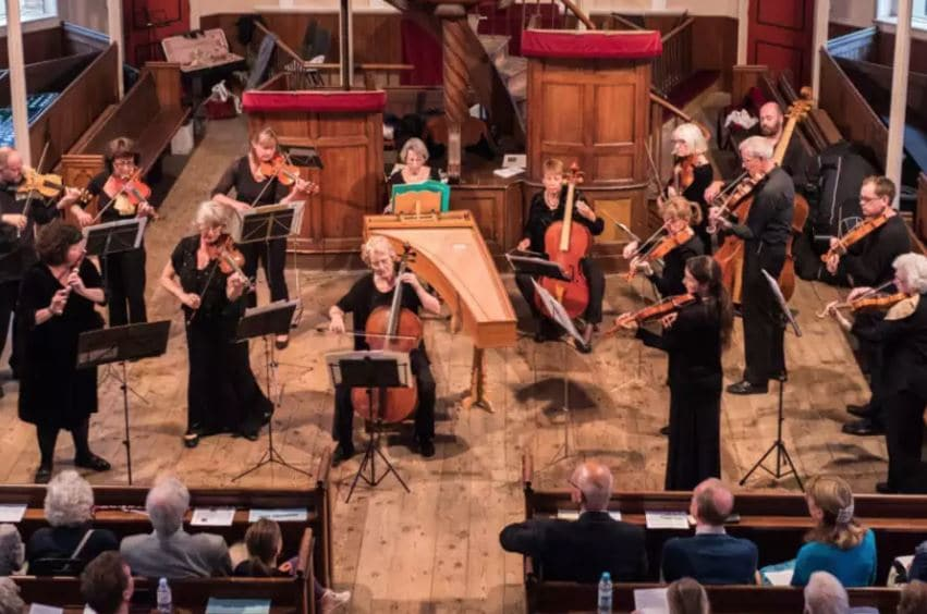 The Consort of Twelve St John's Chapel Concert - The Consort of Twelve