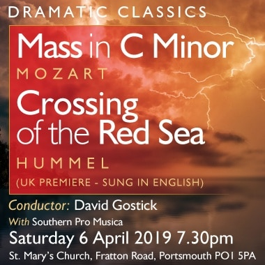 Dramatic Classics by the Portsmouth Choral Union - The Portsmouth Choral Union