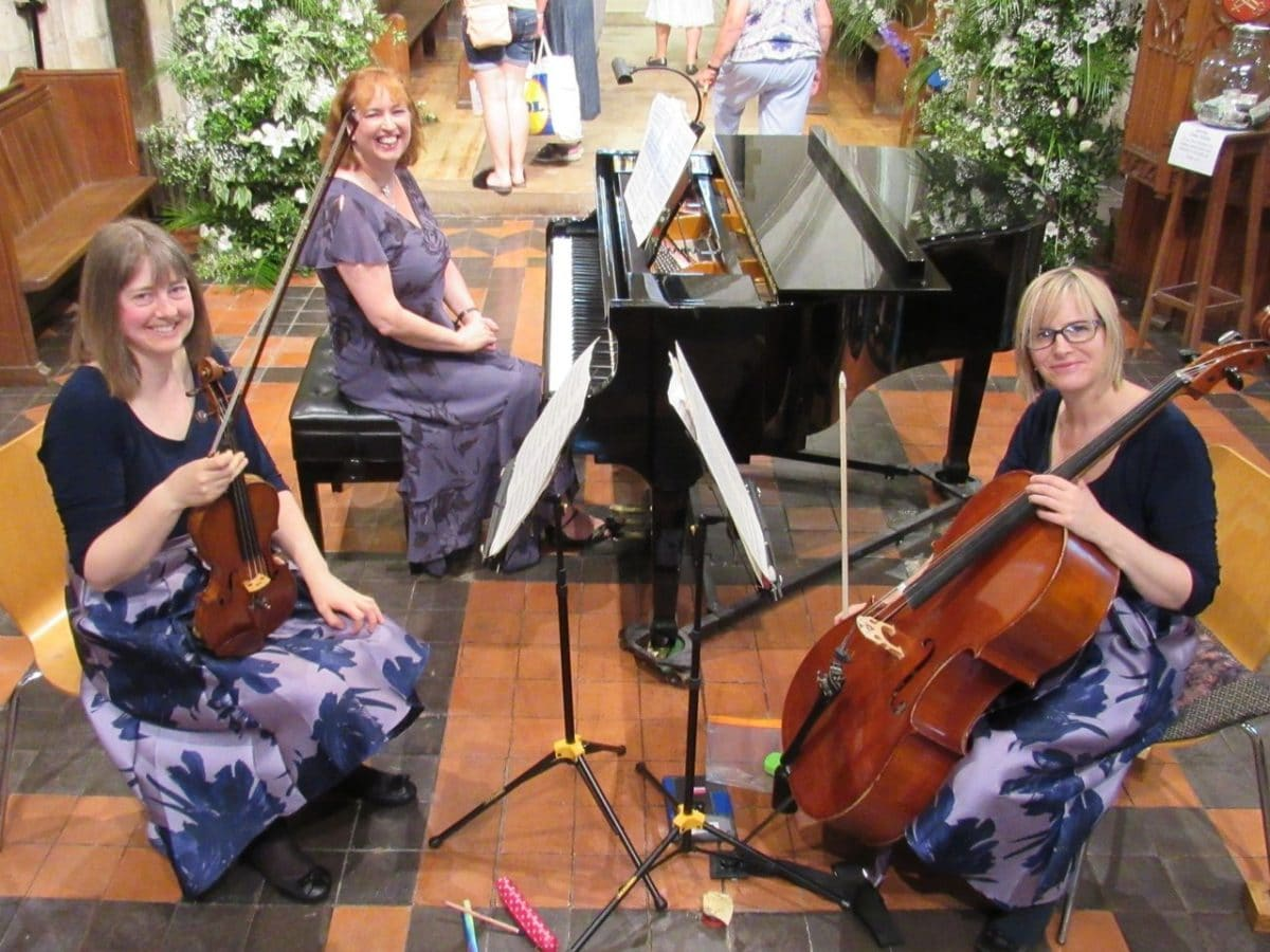 The Kalore Trio at the Havant Music Festival - Havant Music Festival