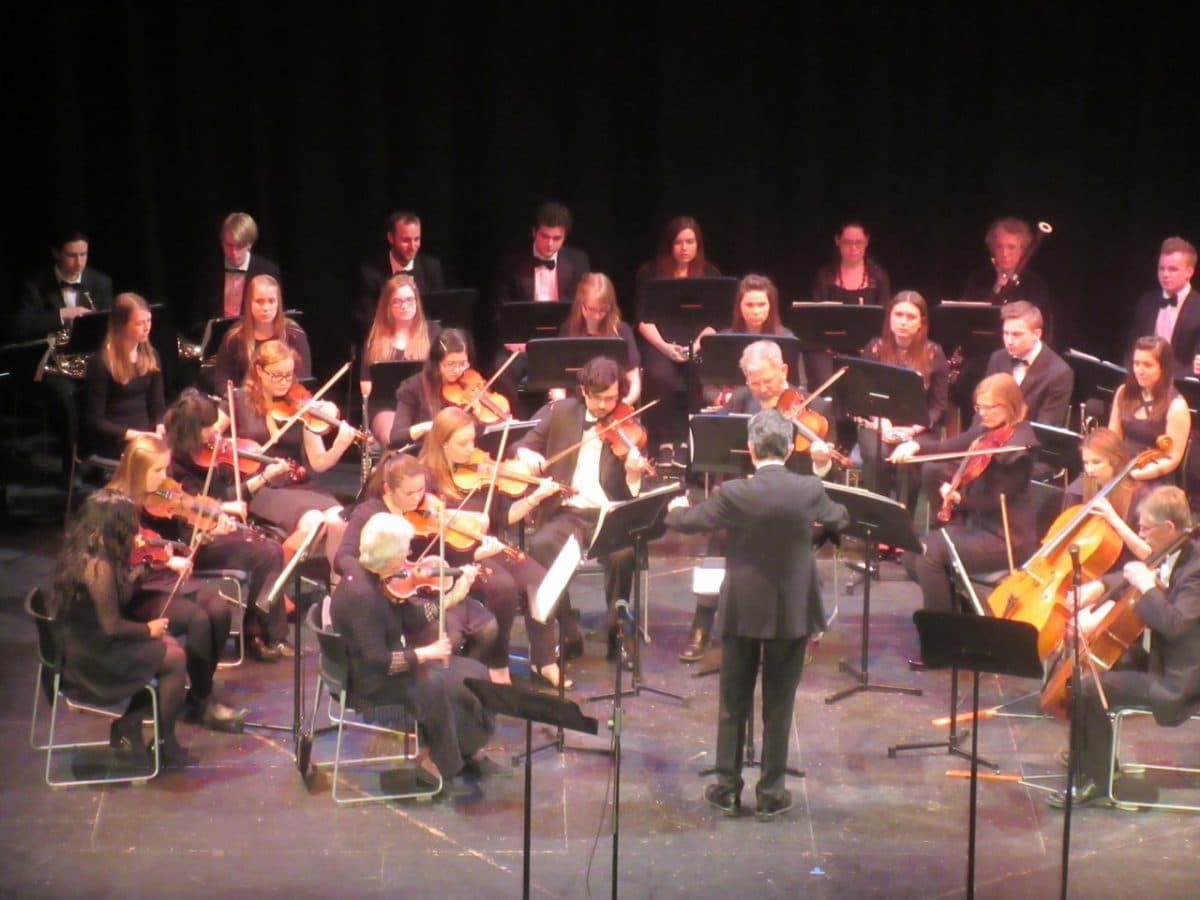 The University of Portsmouth Symphony Orchestra and Concert Band - University of Portsmouth Choirs and Orchestras