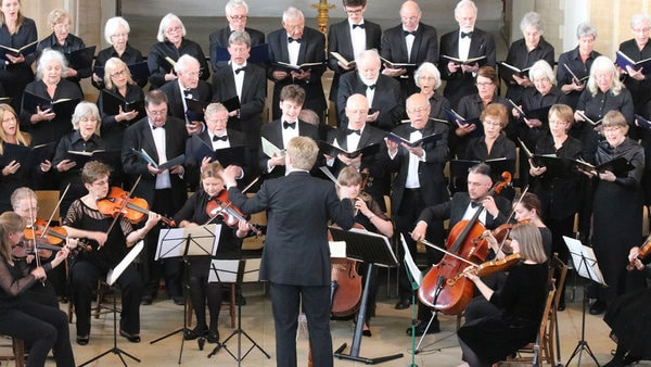 """""""Sparkling Baroque"""" by the Portsmouth Festival Choir - Portsmouth Festival Choir"""