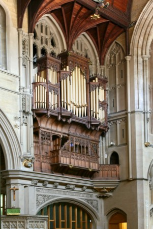 Recital for The Organ Project at St Mary's Portsea – Andrew Cleary - St Mary's Music Foundation