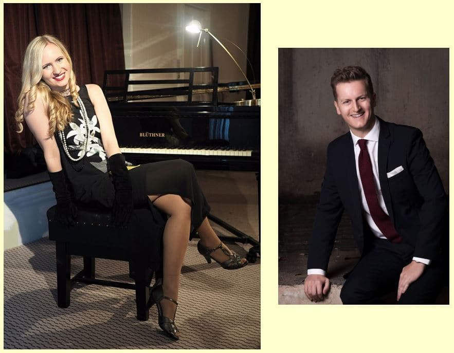 Bognor Regis Music Club: An Evening of Songs, Arias and Duets - Bognor Regis Music Club