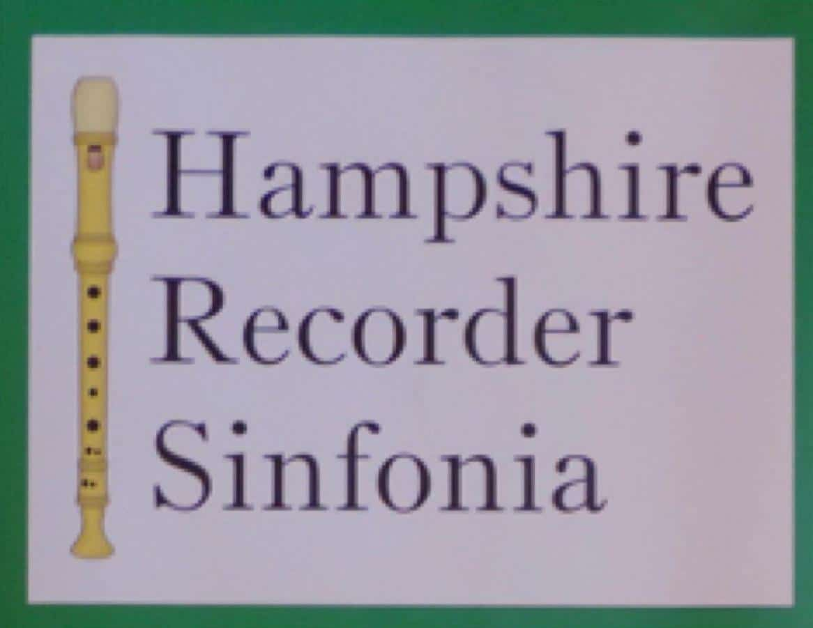 The Hampshire Recorder Sinfonia