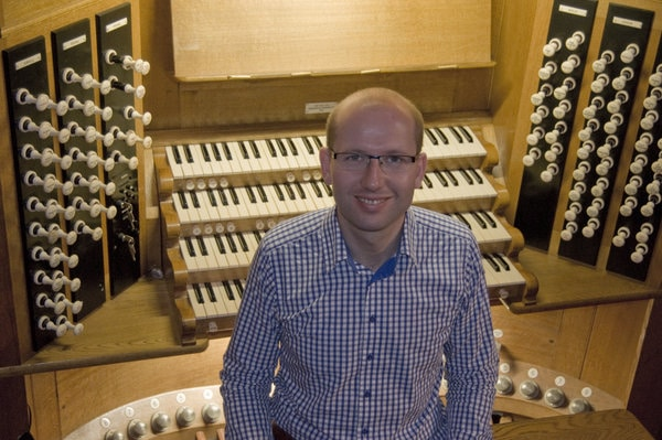 Lunchtime Concert: Charles Harrison - Chichester Cathedral lunchtime concerts