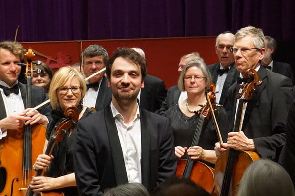 Review: Petersfield Orchestra's