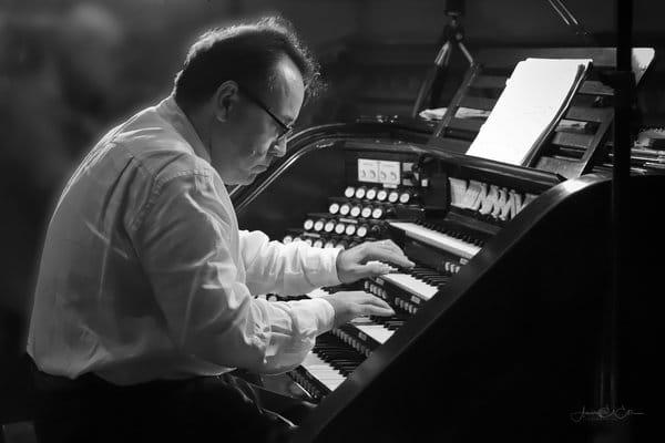 David Briggs: Organ Recital - Portsmouth Festivities