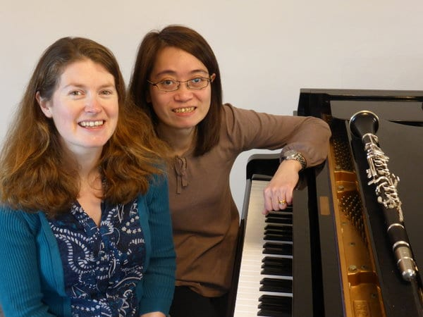 Recital: Ka Wai Cheng & Kate Burrows - Portsmouth Festivities