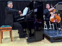 Cello, Piano & Trombone Trio - Festival of Chichester