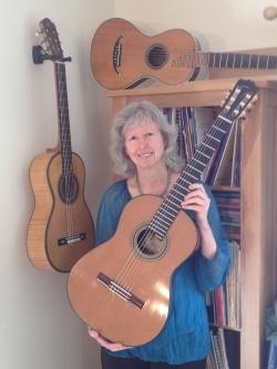 """""""Pearls of the Guitar"""" with Linda Kelsall-Barnett - Festival of Chichester"""