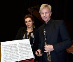 Alessandra Pompili and Einar Johannesson - Festival of Chichester