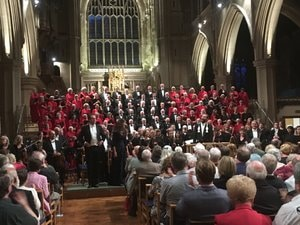 Portsmouth Choral Union: 'Divine Classics' - Portsmouth Choral Union
