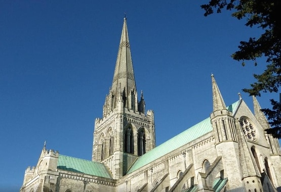 Chichester Cathedral lunchtime concerts