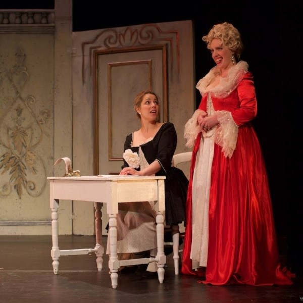 The Marriage of Figaro at the Weald and Downland Museum - XX Miscellaneous Performers XX