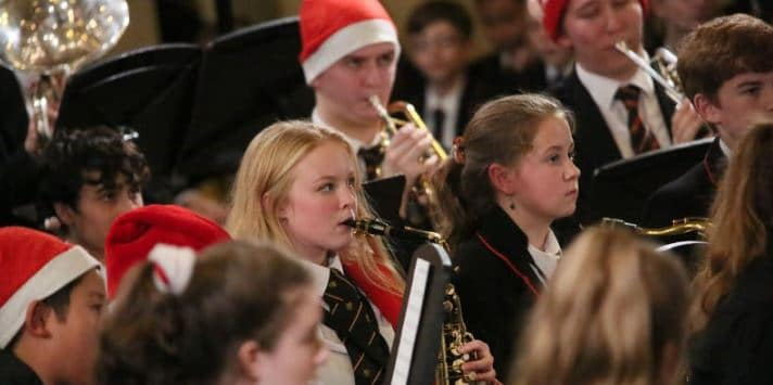 Portsmouth Grammar School Christmas Concert - The Portsmouth Grammar School music events