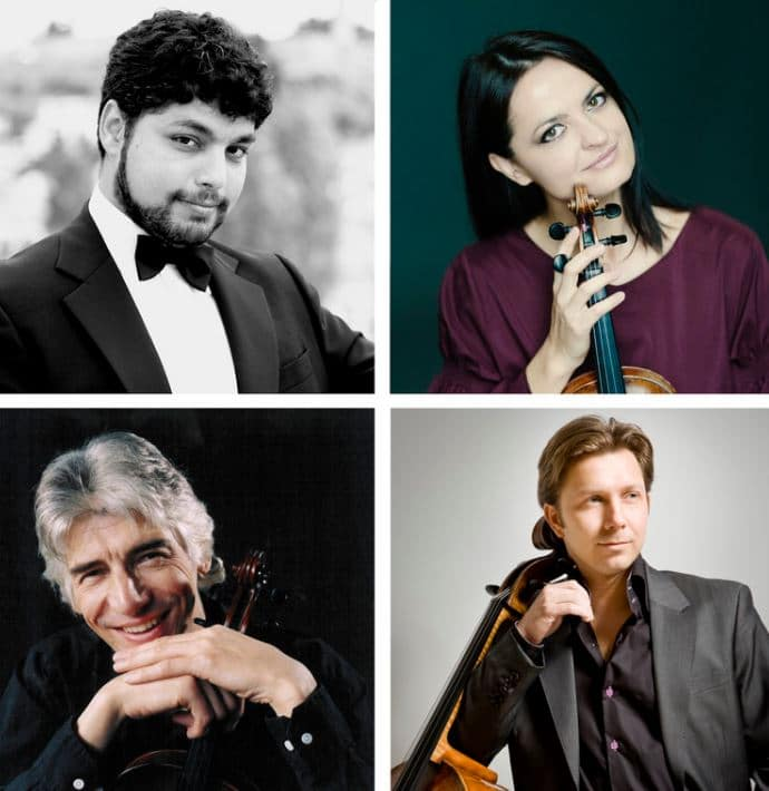 Chichester Chamber Concerts series: Trinity Ensemble (postponed from March 2020) - Chichester Chamber Concerts