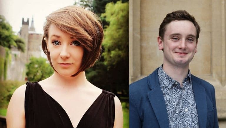 """On a High Note"" with Erin Alexander, soprano and Nick Miller, piano - Bognor Regis Music Club"