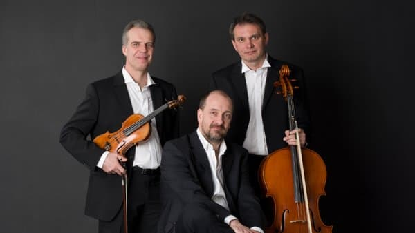 Portsmouth Chamber Music Series: Trio Martinů - Portsmouth Chamber Music Series 2019-20