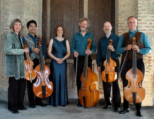 Lunchtime Concert: Rose Consort of Viols with Chichester Cathedral Choir - Chichester Cathedral lunchtime concerts