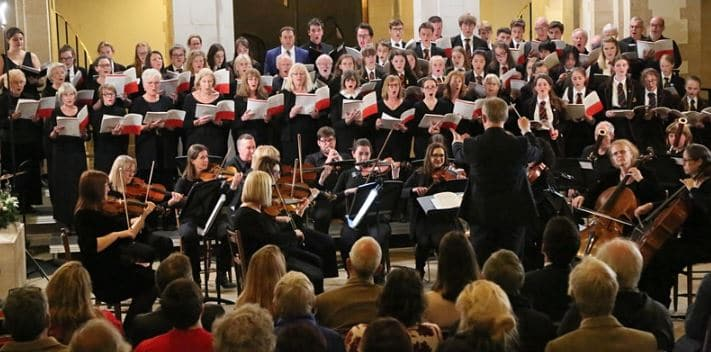 Portsmouth Grammar School Gala Concert - The Portsmouth Grammar School music events