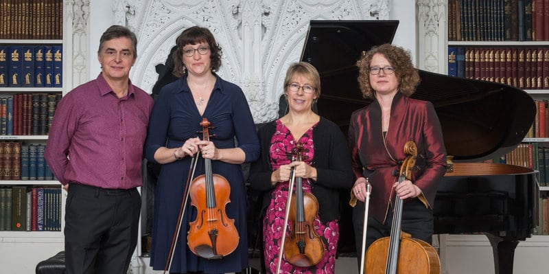 Chichester Cathedral lunchtime concert: Brighton Chamber Ensemble - Chichester Cathedral lunchtime concerts