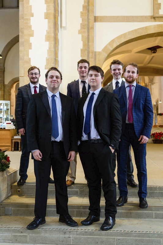 Portsmouth Festivities: Lunchtime Live! Portsmouth Cathedral Choral Scholars – CANCELLED - Portsmouth Festivities