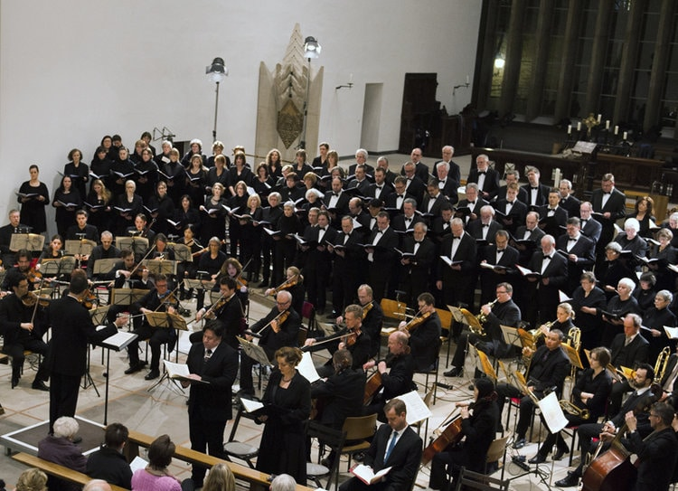 Portsmouth Festivities: Duisburg Philharmonic Choir – CANCELLED - Portsmouth Festivities