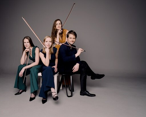 Chichester Chamber Concerts series: The Dudok Quartet - Chichester Chamber Concerts