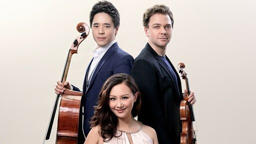 Chichester Chamber Concerts series: Sitkovetsky Trio - West Dean College music events