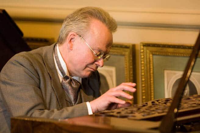Chichester Music Society: David Owen Norris - Chichester Music Society