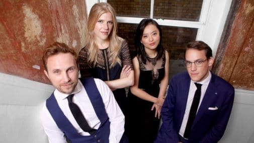 Portsmouth Chamber Music Series: The Doric String Quartet – POSTPONED - Portsmouth Chamber Music Series 2020-21