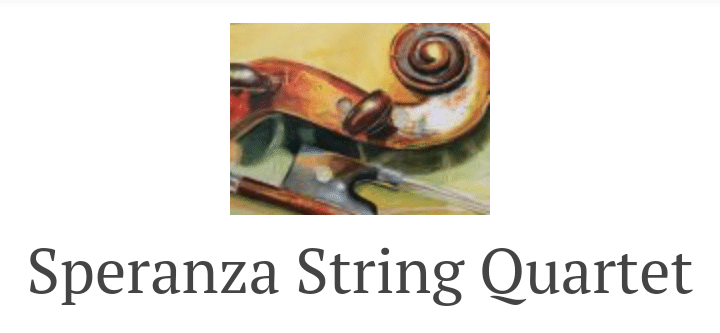 Speranza String Quartet