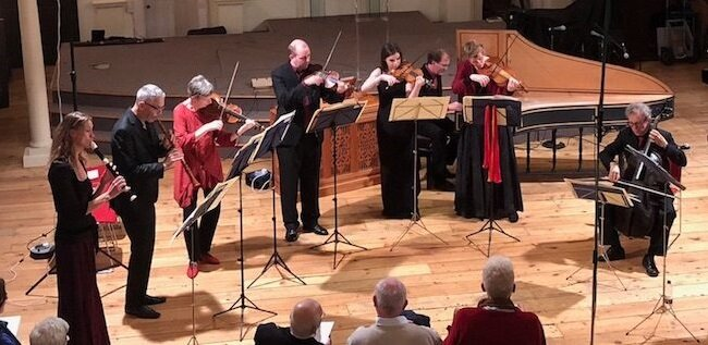 Chichester Chamber Concerts series: The Bach Players - Chichester Chamber Concerts