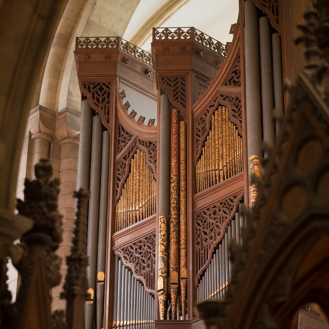 Chichester Cathedral streamed lunchtime concert 2 – Tim Ravalde, organ - Chichester Cathedral music events