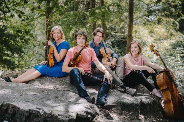 Chichester Music Society: Emma Abbate & the Sacconi Quartet - Chichester Music Society