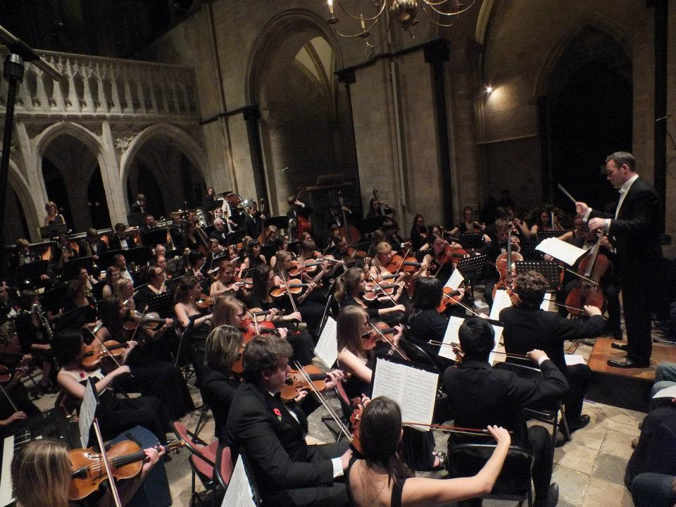 Orbita Baroque with the University of Chichester Conservatoire: Acis and Galatea - University of Chichester Conservatoire